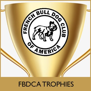 French Bulldog Trophy image link